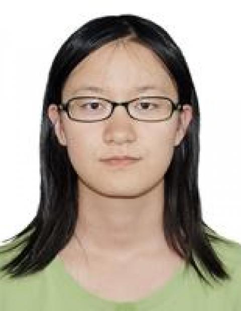 UVA Biology People Jingyi Gao