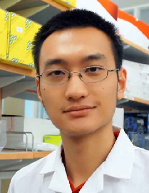 UVA Biology People Yingnan Gao