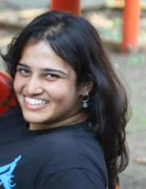 UVA Biology People Rachana Bhave