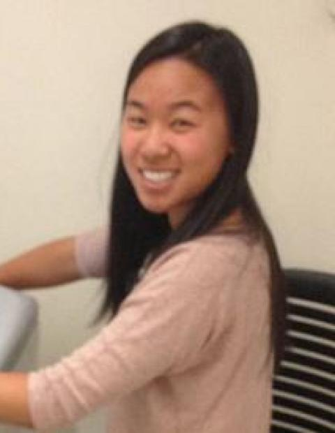 UVA Biology People Irene Cheng