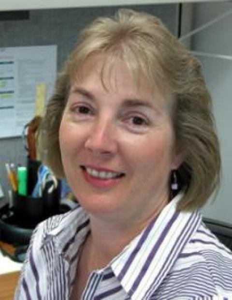 UVA Biology People Patty Marshall