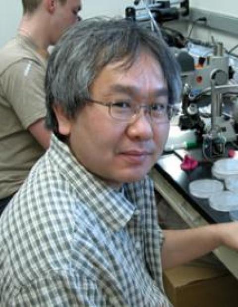 UVA Biology People Takuya Nakayama