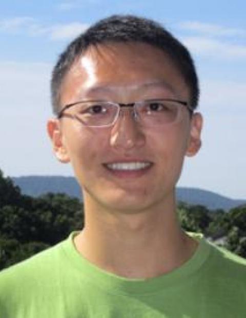UVA Biology People Yunlu Zhu