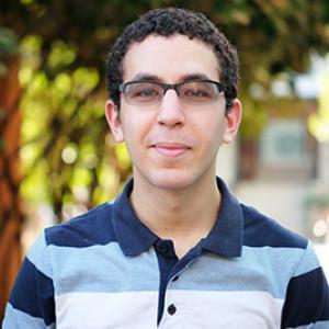 UVA Biology People Omar Guessoum